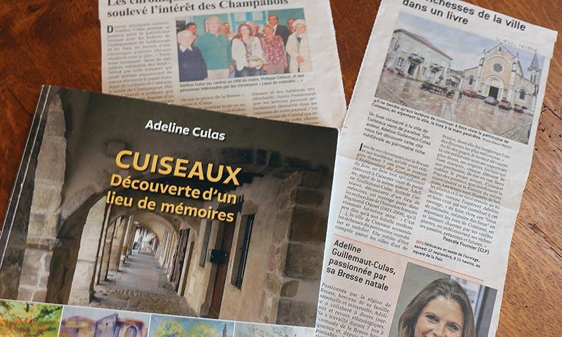Photo livre Cuiseaux - Adeline Guillemaut