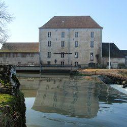Moulin de Sainte-Croix-en-Bresse - Adeline Guillemaut