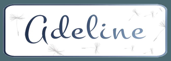 Logo long Adeline Guillemaut